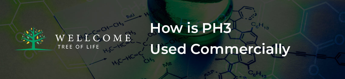 How is PH3 Used Commercially