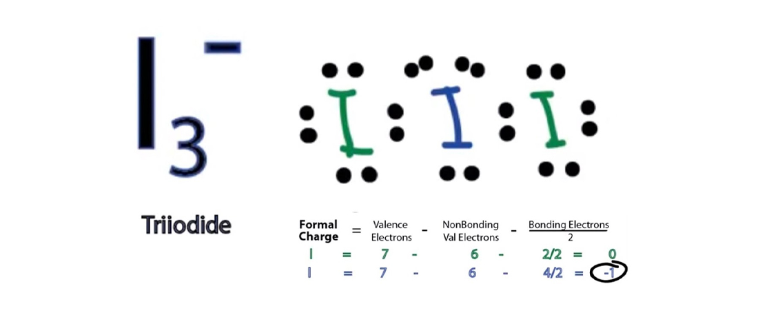 I3 Lewis Structure